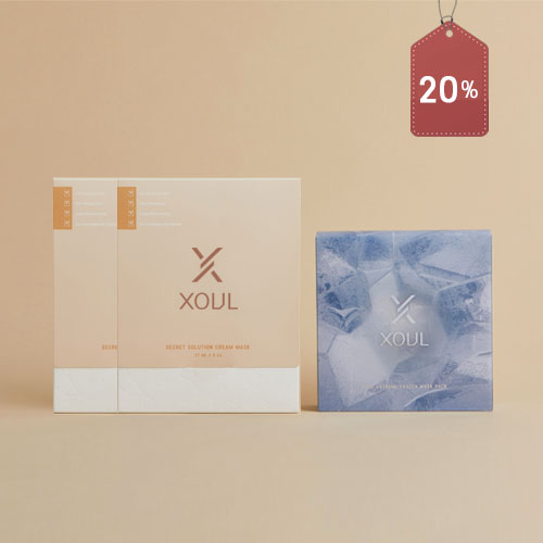 [20%OFF] MASK PACK SET